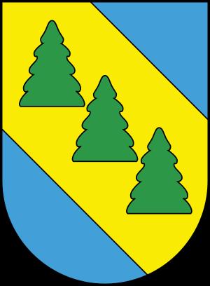 herb gminy Gmina Kaliska